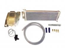 wassergekühltes Ladeluftsystem bis 650PS 76mm mit gedrehtem Kühler